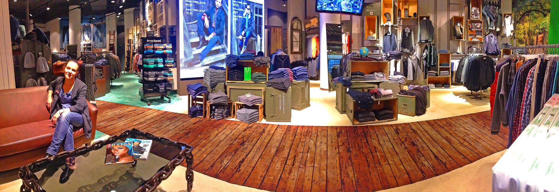 Halles schöne Läden unter einer Marke! (2)